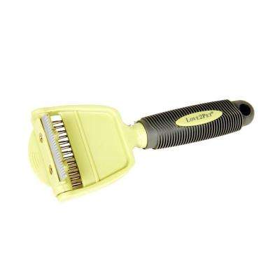 2-in-1 Grooming Tool for All Pets
