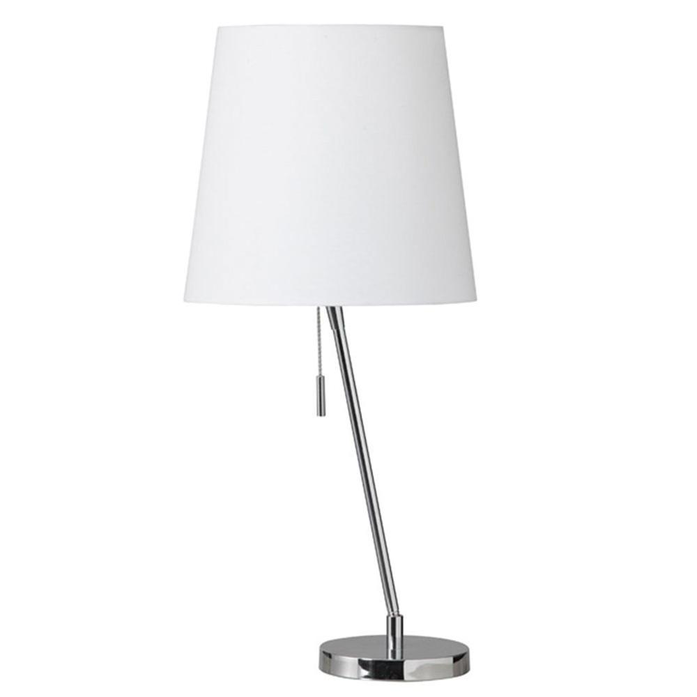 Filament Design Catherine 23 in. Polished Chrome Table Lamp