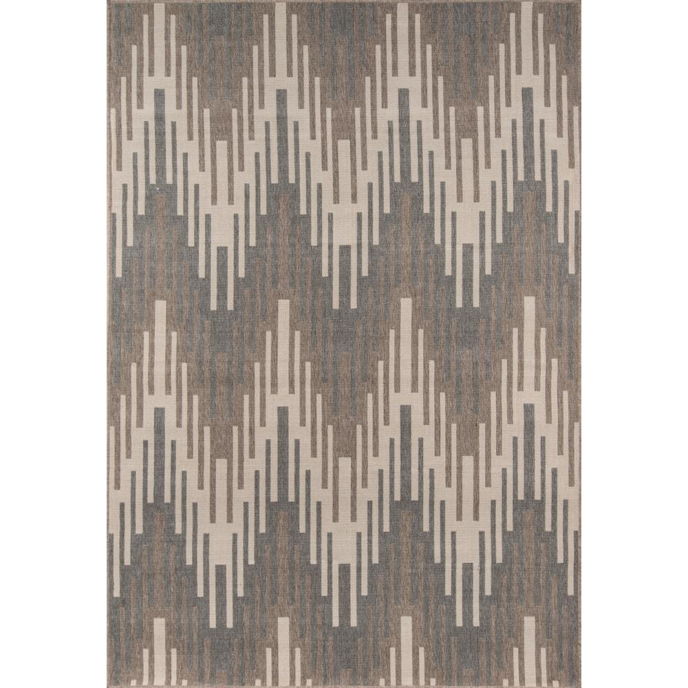 Baja Ivory 2 ft. x 4 ft. Indoor/Outdoor Area Rug