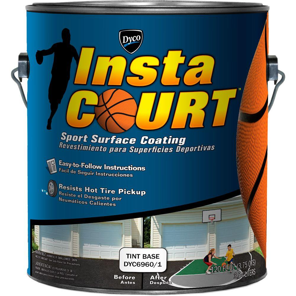 Dyco Paints Insta Court All In One Sport Surface Coating 120 Oz