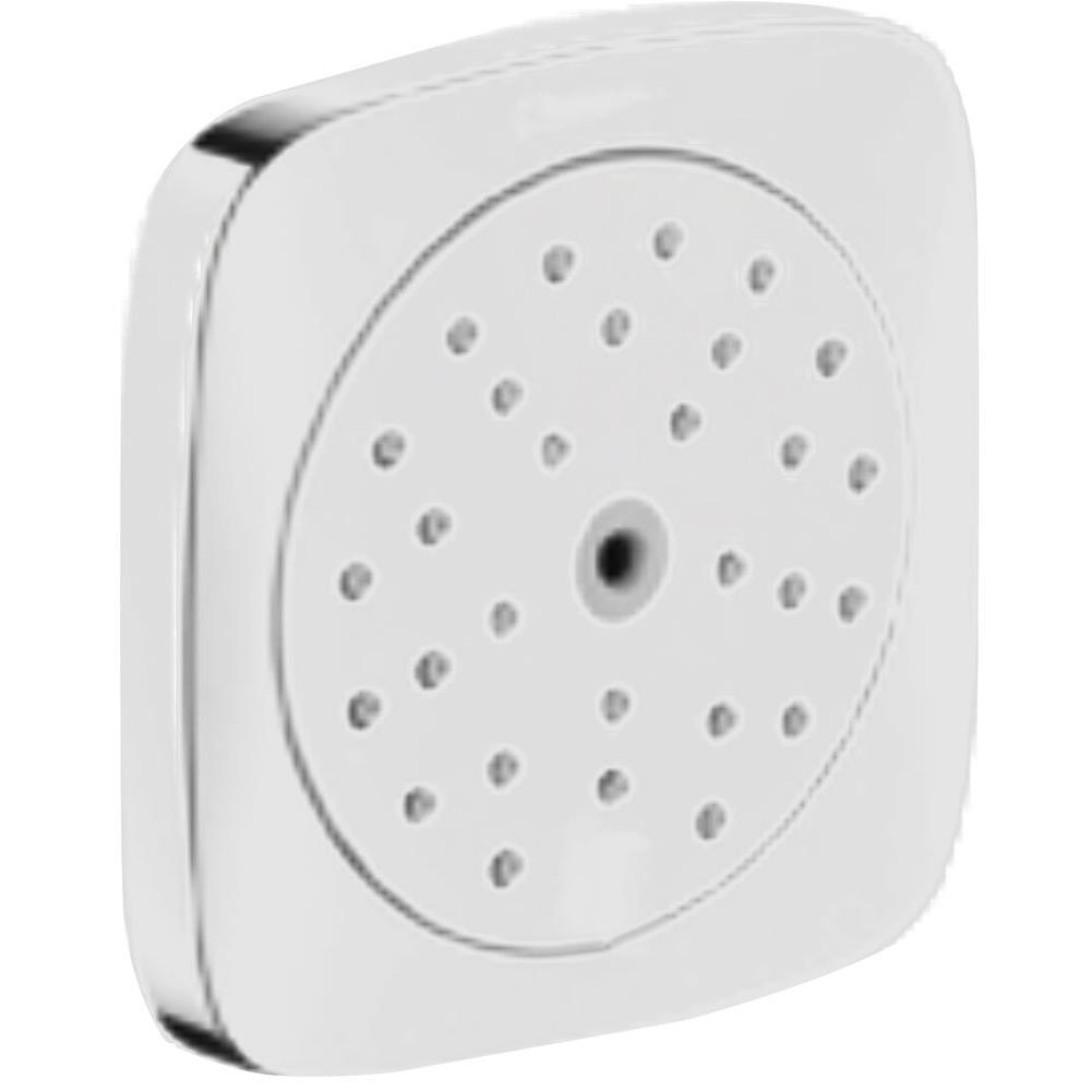 PuraVida 1-Way Body Sprayer in White and Chrome
