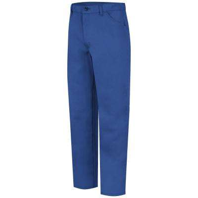 Nomex IIIA Men's 46 in. x 32 in. Royal Blue Jean-Style Pant