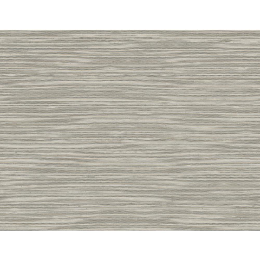 2693 30273 Light Grey Grasscloth: Kenneth James Purna Grey Grasscloth Wallpaper-2693-30235