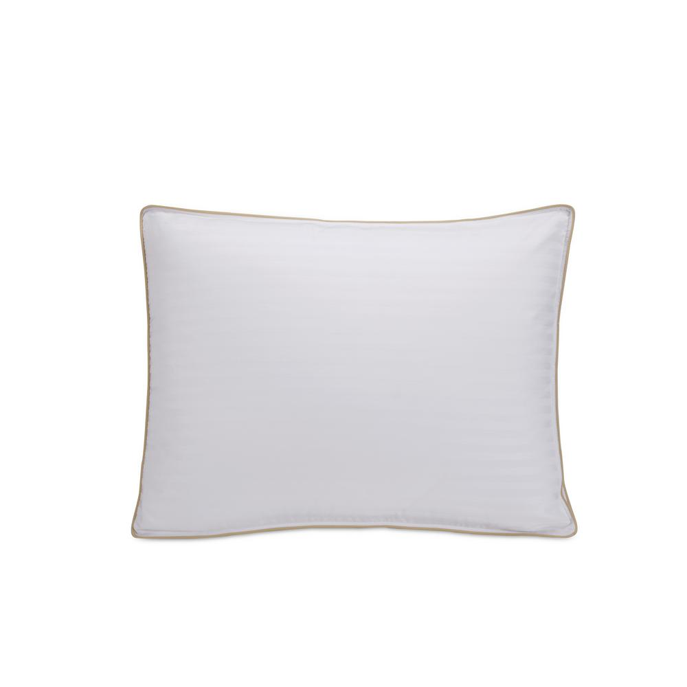 Hyper Down Medium Down Blend Standard Size Pillows with Protector (Set