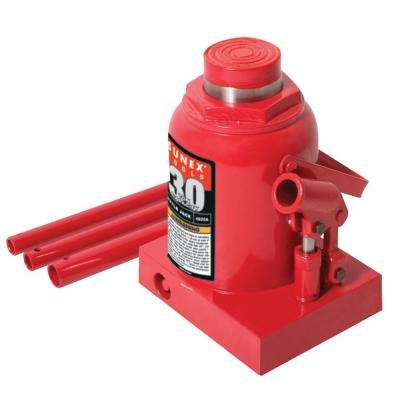 30-Ton Bottle Jack