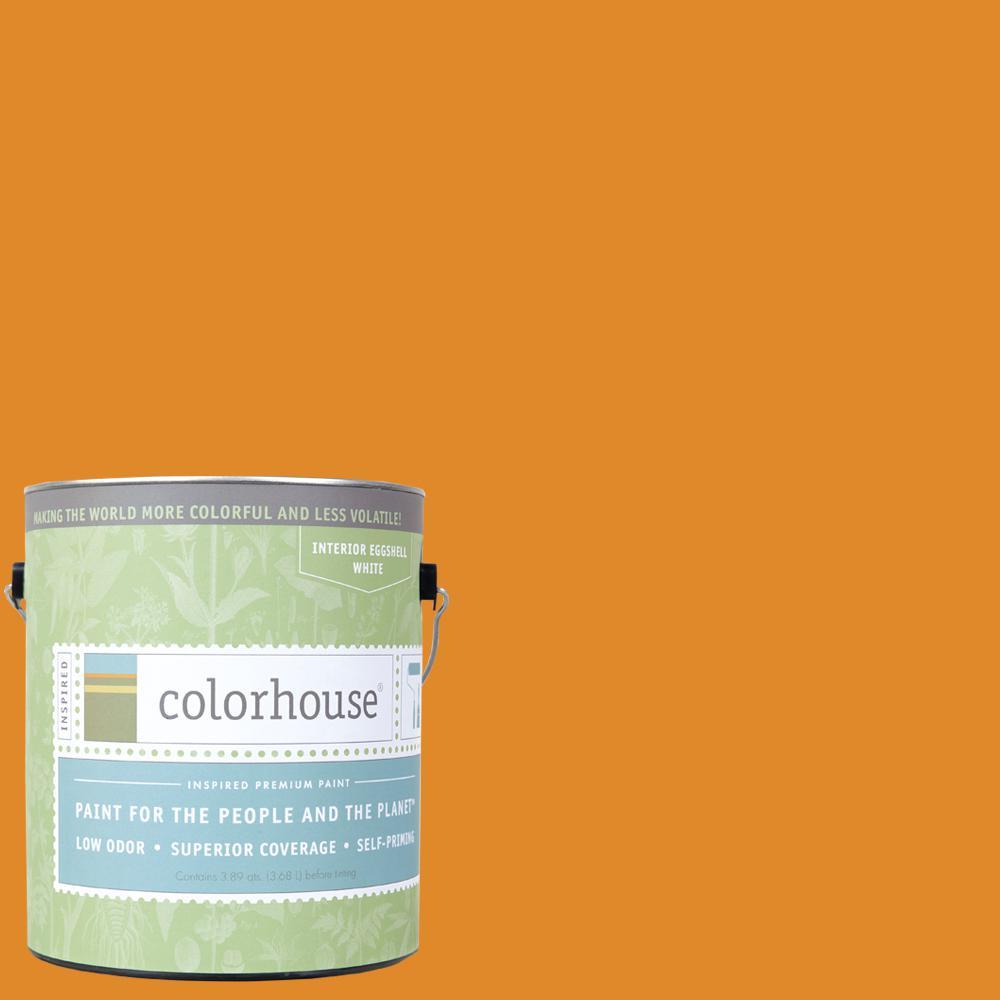 1 gal. Petal .01 Eggshell Interior Paint