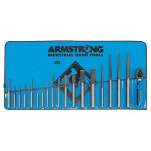 Armstrong Punch and Chisel Set (19-Piece) by Armstrong