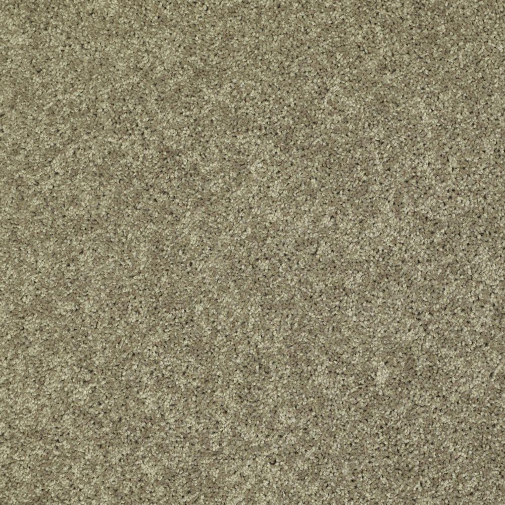 TrafficMASTER Palmdale I - Color Sunwashed Sage 15 ft. Carpet