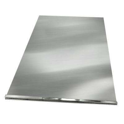 16 in. x 35 in. Galvanized Panning