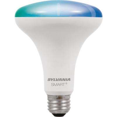 SMART+ Bluetooth 65-Watt Equivalent Full Color BR30 LED Light Bulb