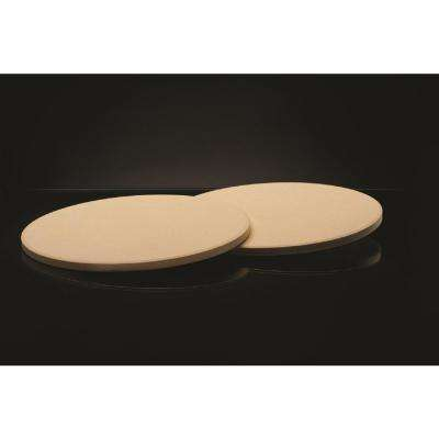 10 in. Personal Sized Pizza/Baking Stone Set