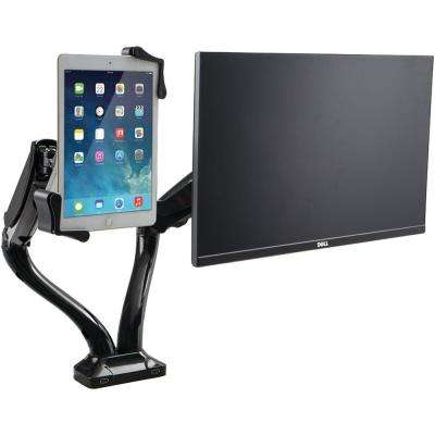 2-in-1 Adjustable Monitor and Tablet USB Hub