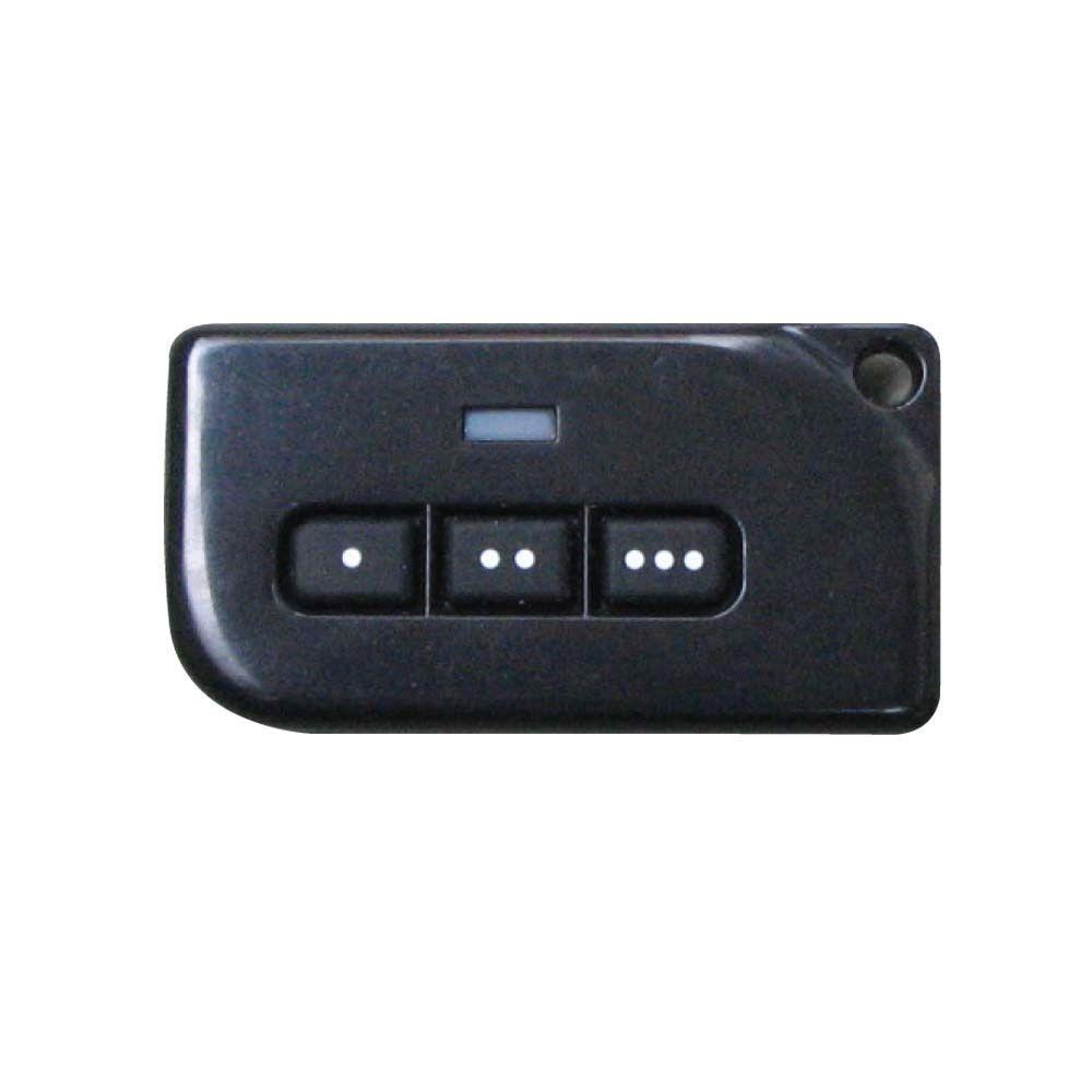 3 Button Non-Universal Keychain Remote Transmitter