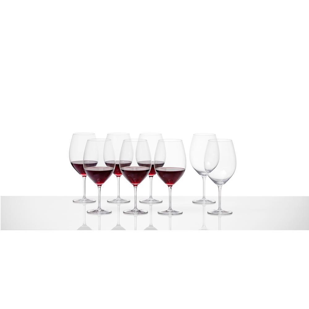 27.9 oz. Tritan Cru Classic Full Red Wine Glass(130) (Promo 8-Pack)