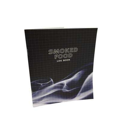 Smoked Food Log Book