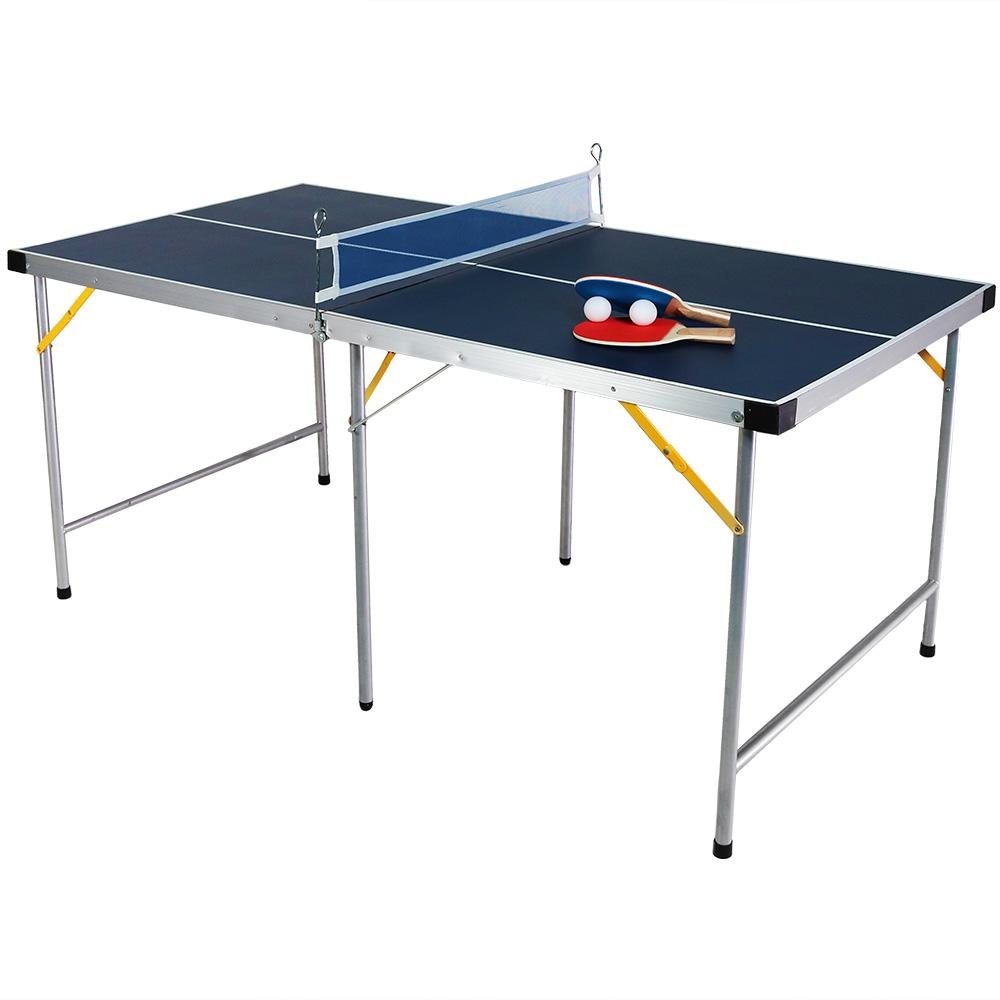 Portable Folding Table Tennis Ping Pong Table And Accessories