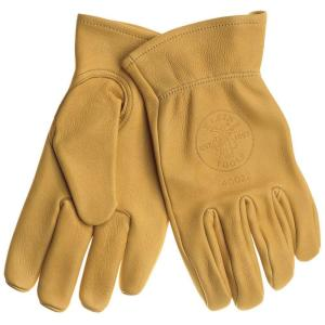Cowhide Work Gloves - Large by