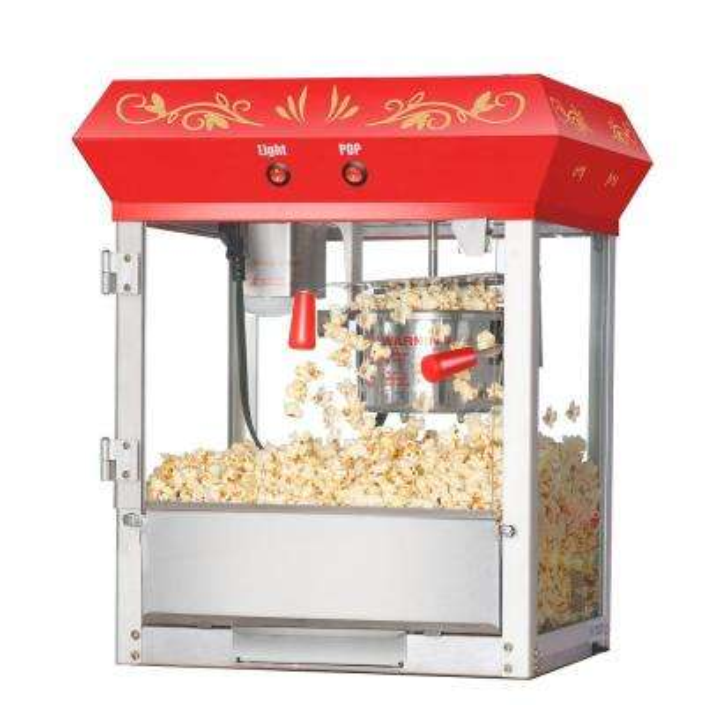 Foundation 4 oz. Popcorn Machine