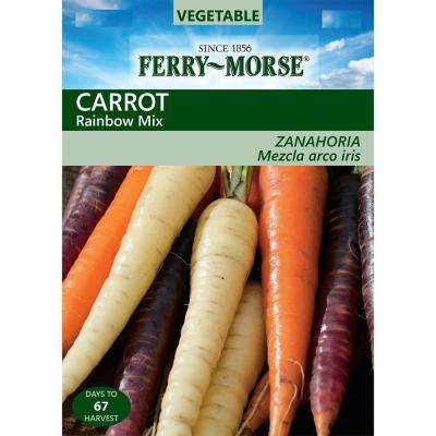 Carrot Rainbow Mix Seed