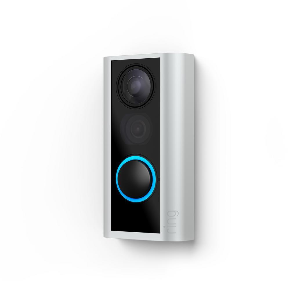 1080p HD Wireless Peephole Cam Door Bell