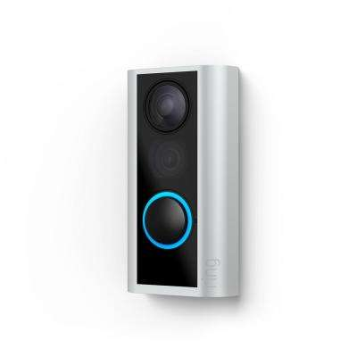 1080p HD Wireless Peephole Cam Door Bell