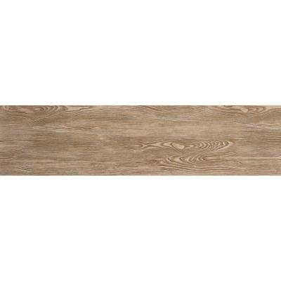 Alpine Amaretto 6 in. x 36 in. Porcelain Floor and Wall Tile (8.7 sq. ft. / case)