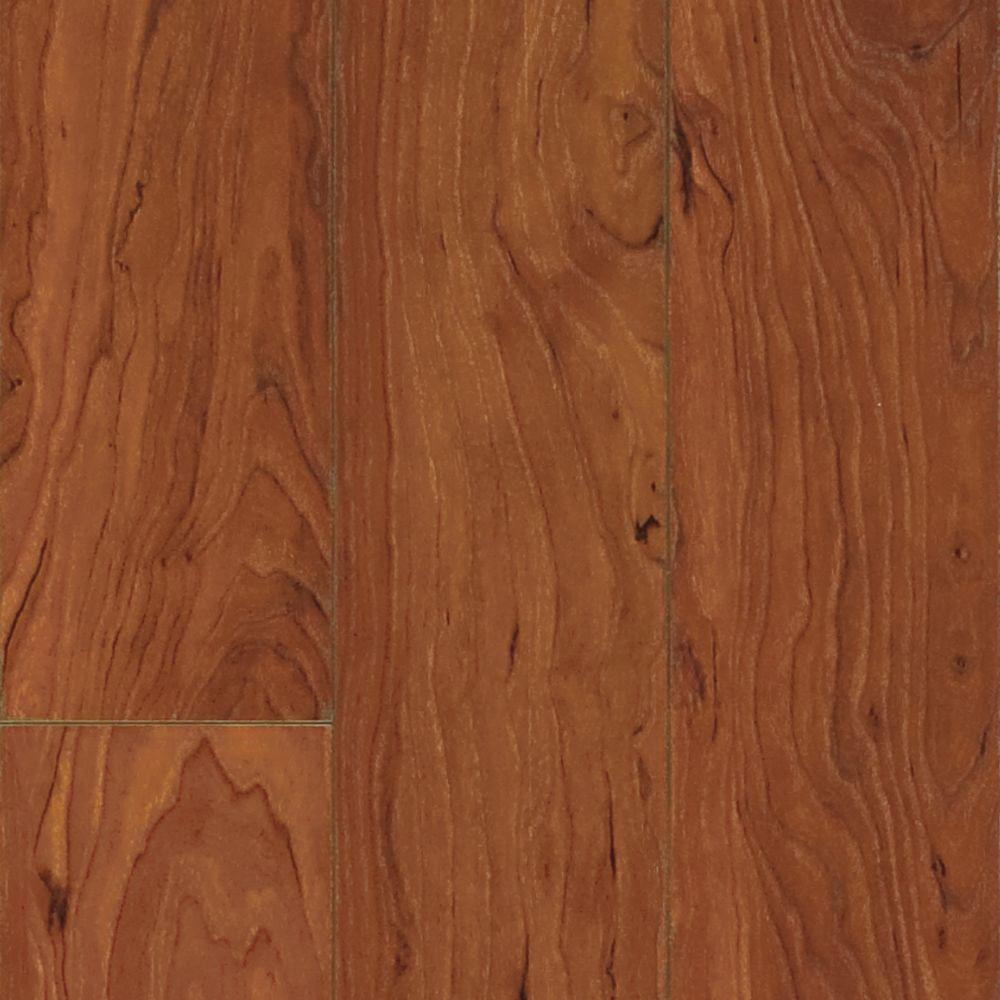 Pergo Prestige Italian Mahogany 10 mm Thick x 4-15/16 in. Width x 47-7/8 in. Length Laminate Flooring-DISCONTINUED