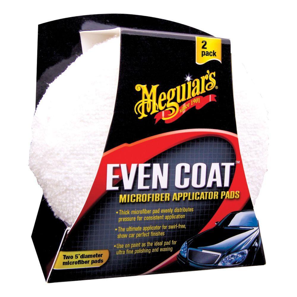 Even Coat Microfiber Applicator Pad
