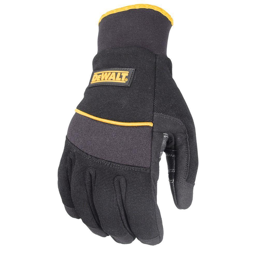 DEWALT Tough Element Cold Weather Performance Work Glove - Large