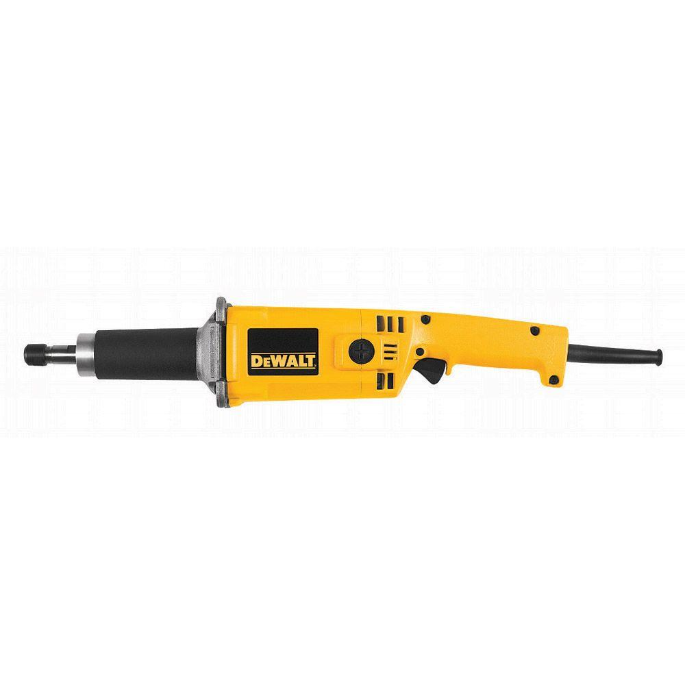 Dewalt 5 Amp 2 In 19 000 Rpm Corded Die Cast Grinder Dw888 The Home Depot