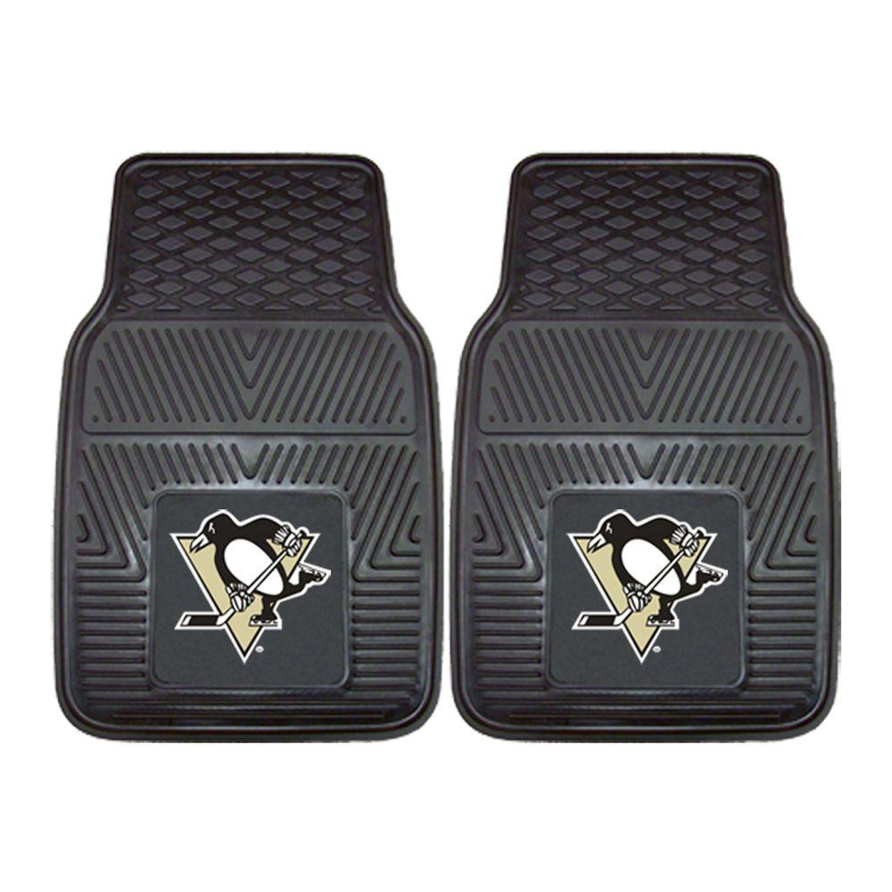 Fanmats Pittsburgh Penguins 18 In X 27 In 2 Piece Heavy