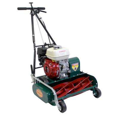 Classic High Cut 20 in. 7-Blade Honda Gas Walk Behind Self-Propelled Reel Lawn Mower