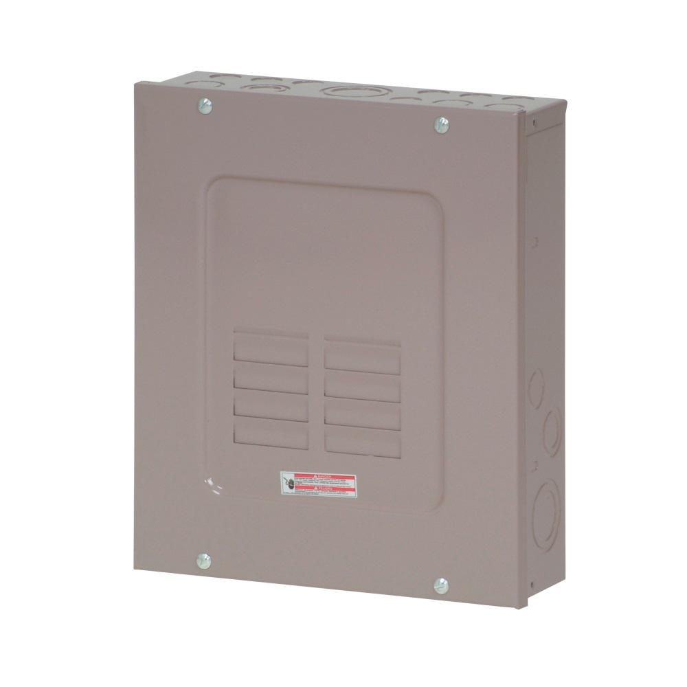 CH 125 Amp 24-Space 24-Circuit Indoor Main Lug Loadcenter with Cover