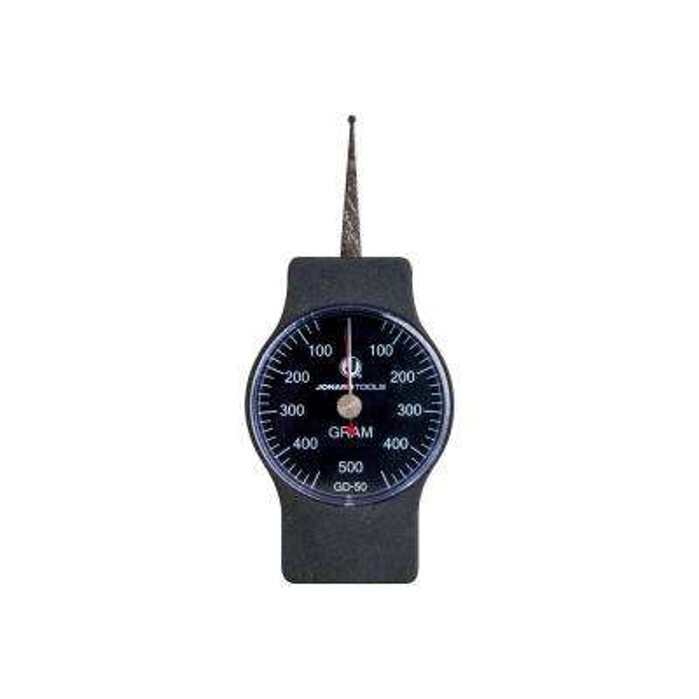 1.5 in. Dynamometer Gauge, 60-500 GR