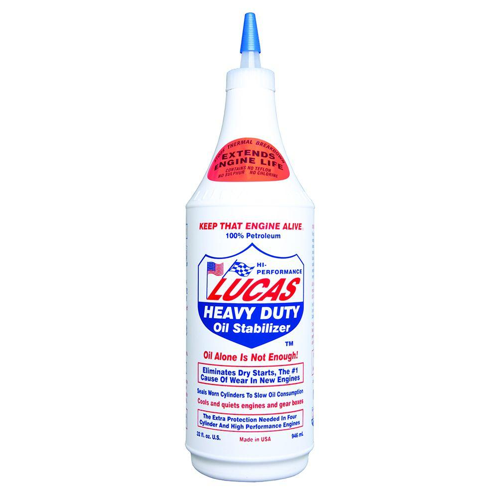 Lucas Oil 32 oz. Heavy Duty Oil Stabilizer
