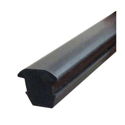 3.75 in. Silicone Glass Spacer for Bronze or Hammered Black Glass Baluster Railing