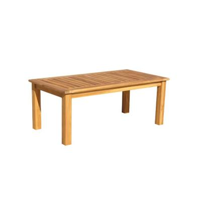 Heritage Collection Teak Outdoor Coffee Table
