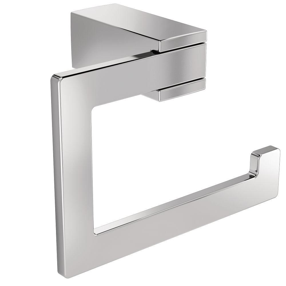 Kyvos Single Post Toilet Paper Holder in Chrome