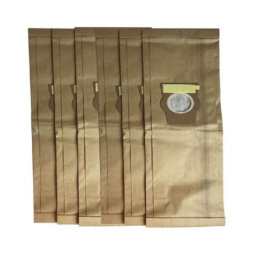Think Crucial F Paper Bags Replacement For Kirby Compatible With Part 204808 And 205808 6 Pack