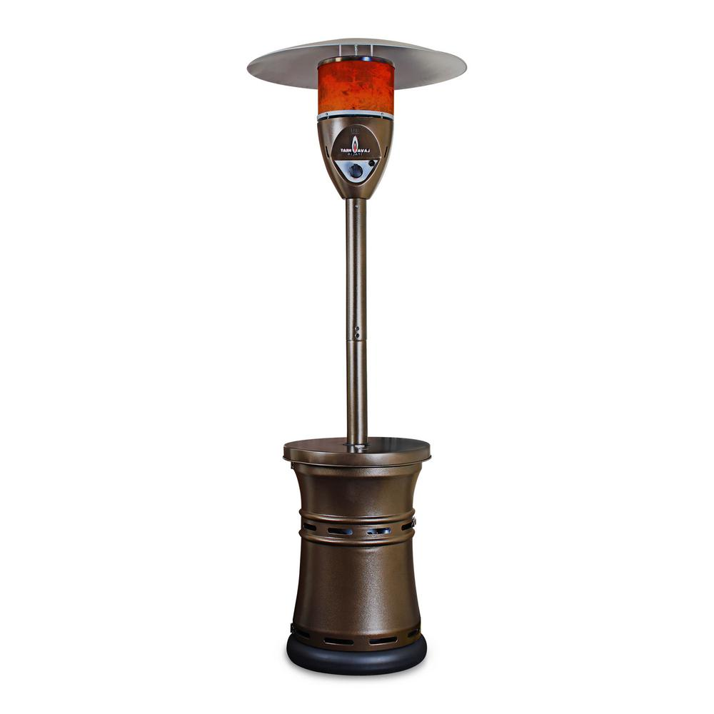 Alto 48,000 BTU 7 ft. Bronze Propane Patio Heater