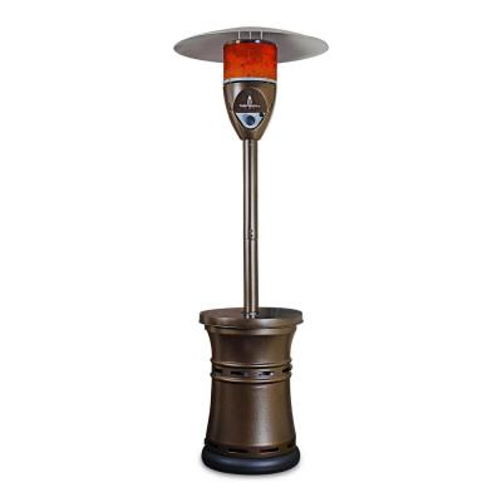 Inferno 36 000 Btu Retractable Propane Gas Patio Heater Srph68 The