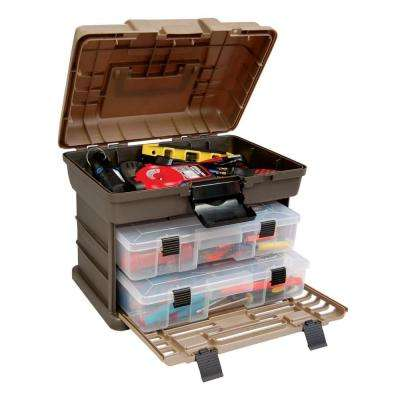 Stow 'N' Go Tool Box with Organizer