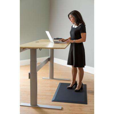 NEW CumulusPro Black 24 in. x 36 in. Comfort Mat