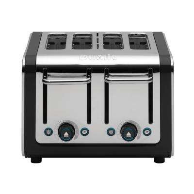 Design Series Stainless 4-Slice Toaster
