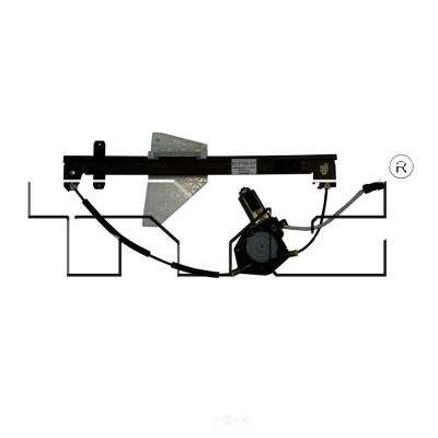 Rear Right Power Window Motor and Regulator Assembly fits 1999-2000 Jeep Grand Cherokee