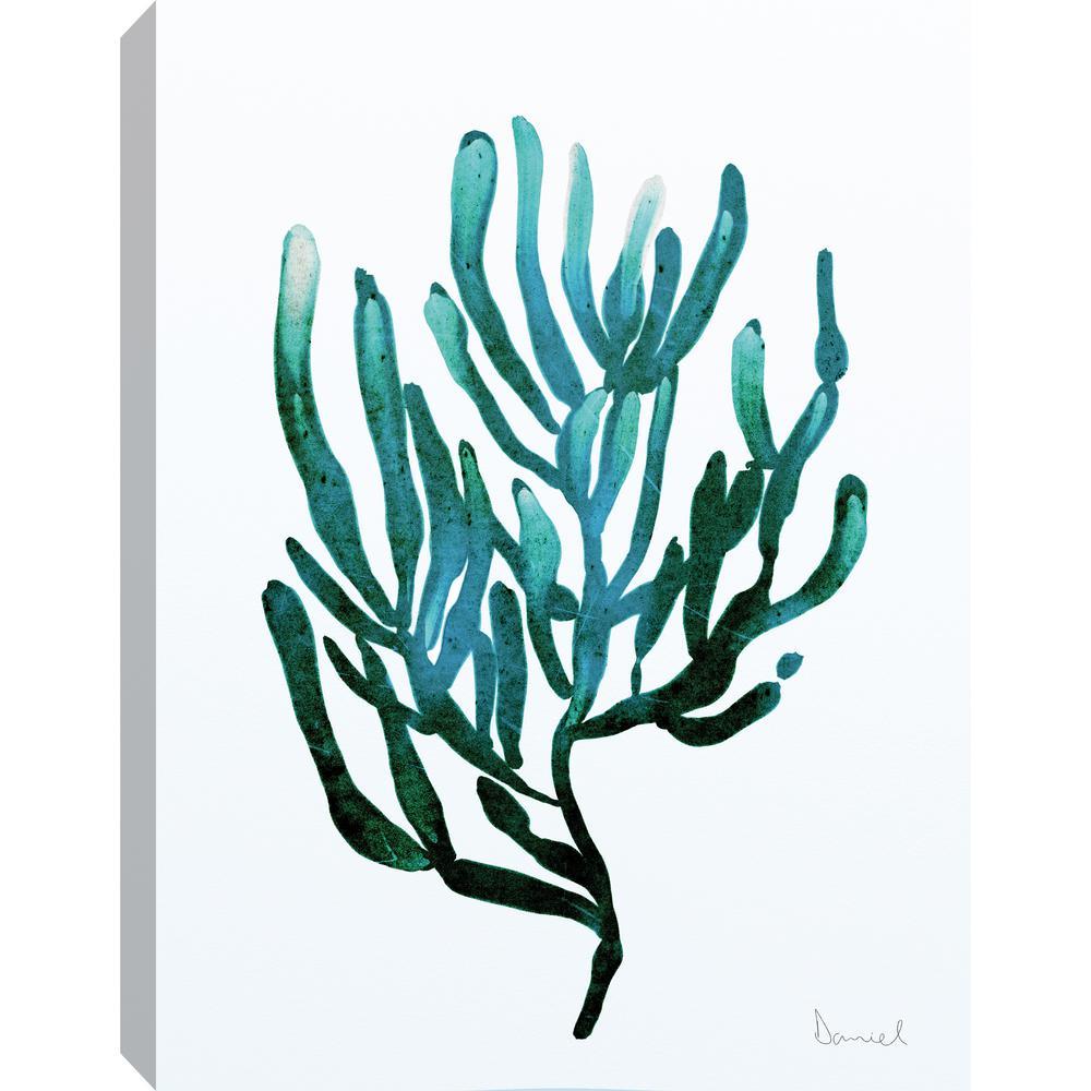 Romance du Mer I Canvas Print by ArtMaison Canada