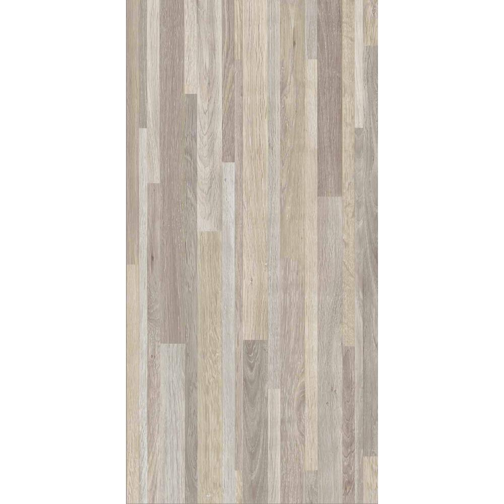 TrafficMASTER Seashore Wood 12 In. X 24 In. Peel And Stick Vinyl Tile  Flooring