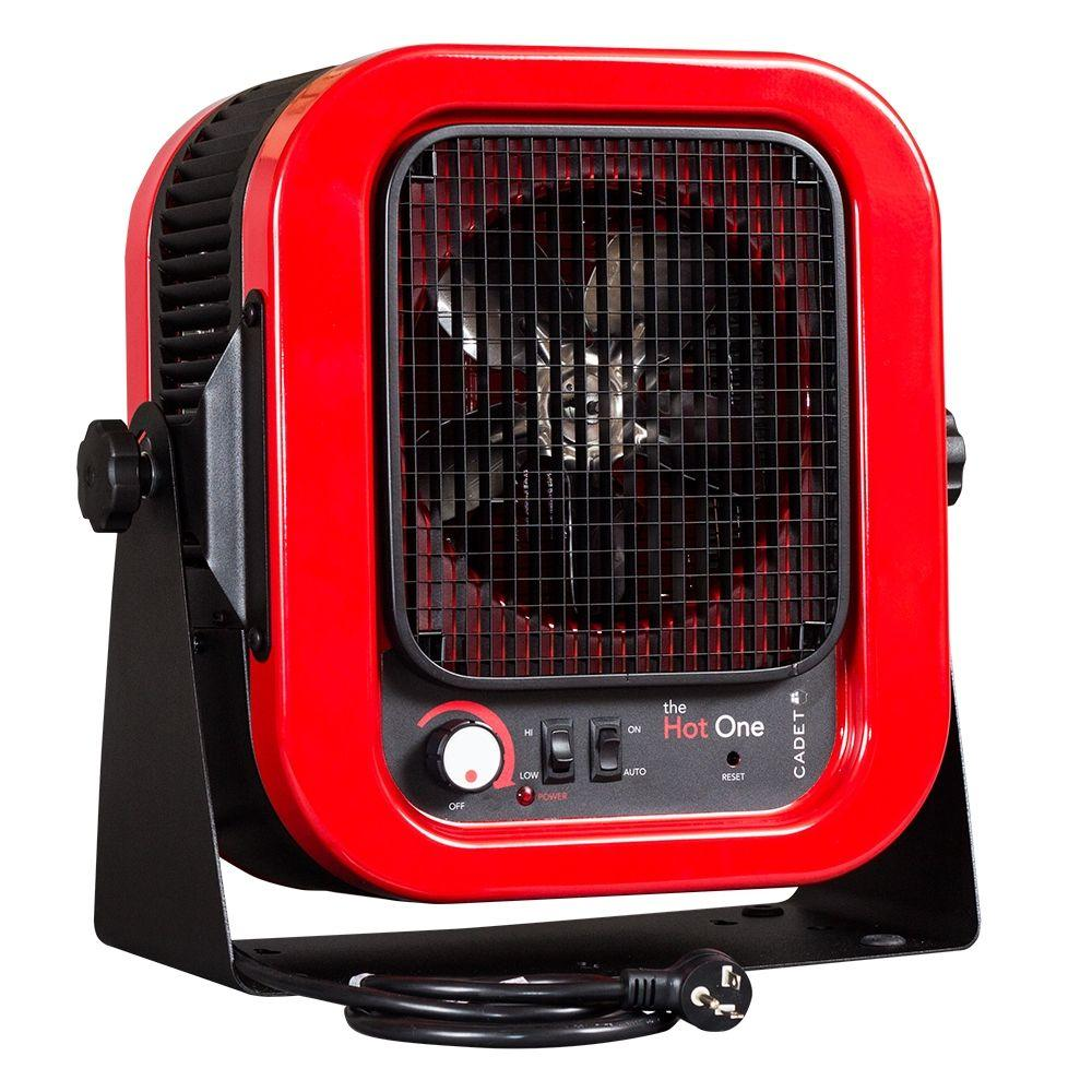 The Hot One 4000 Watt 240 Volt Electric Garage Portable Heater
