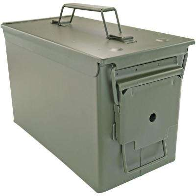 50 Cal Ammo Cans