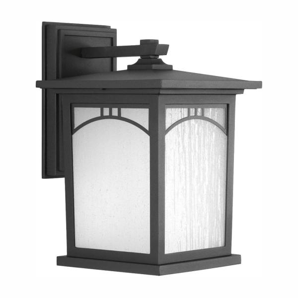 Progress Lighting BrassGUARD Collection 1-Light Outdoor Wall Lantern  P5756-09